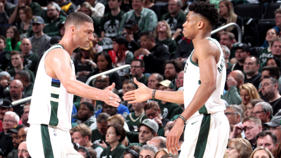 Game Highlights: Bucks 120 - Pistons 99 | 4.17.19