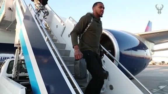 Milwaukee Bucks Guide to Style: Travel