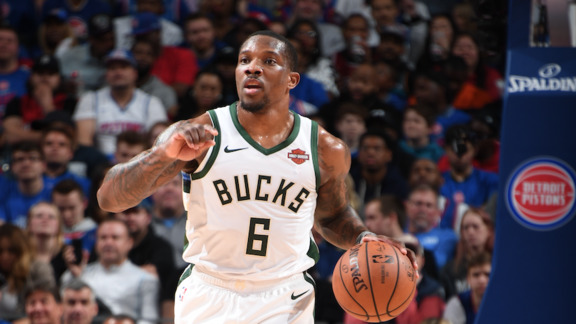 Eric Bledsoe 19 Points vs Pistons | 4.20.19