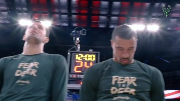 Mini-Movie: Bucks Take Game 3 In Detroit