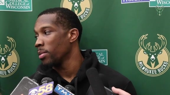 Eric Bledsoe Media Availability | 4.25.19