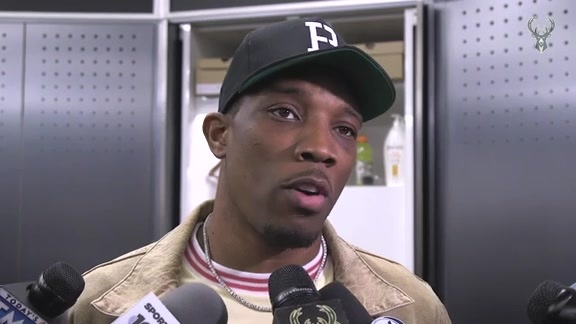 Eric Bledsoe Postgame Media Availability | 5.17.19