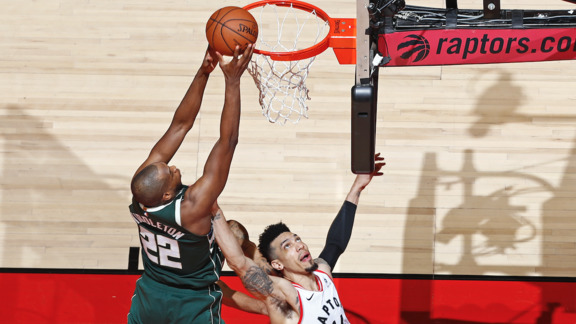 Khris Middleton 30 Points vs Raptors | 5.21.19