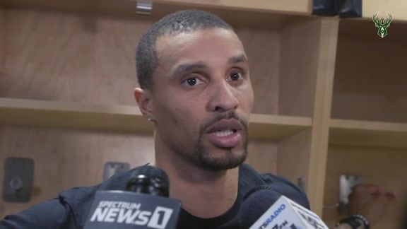 George Hill Postgame Media Availability | 5.21.19
