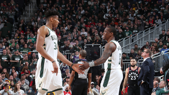 All-Defensive First Team: The Best Plays from Giannis & Bledsoe