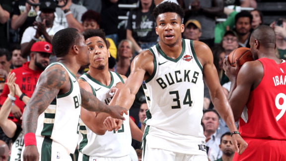 Game Highlights: Bucks 99 - Raptors 105 | 5.23.19