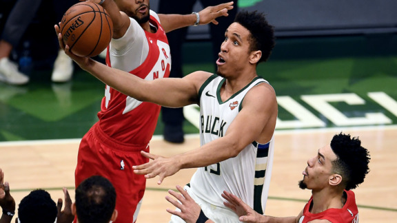 Malcolm Brogdon 18 Points vs Raptors | 5.23.19