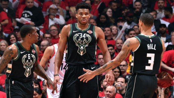 Game Highlights: Bucks 94 - Raptors 100 | 5.25.19