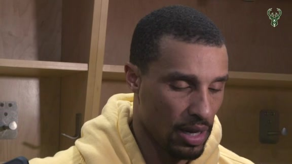 George Hill Postgame Media Availability | 5.25.19