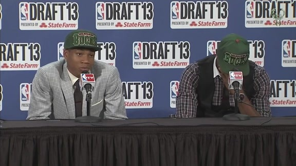 2013 NBA Draft Retrospective: Giannis Antetokounmpo