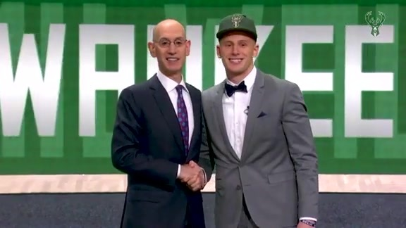 2018 Draft Night Retrospective: Donte DiVincenzo