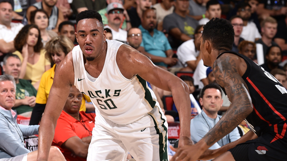 Summer League Highlights: Bonzie Colson