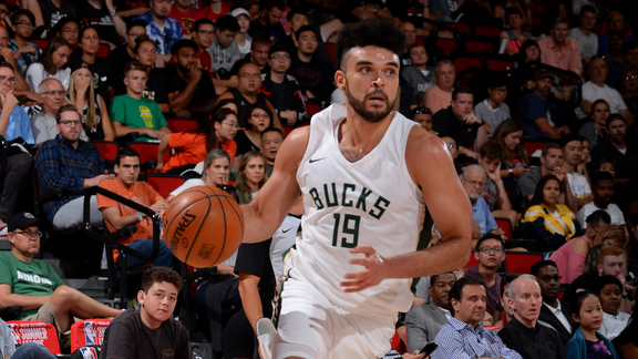 Summer League Highlights: Elijah Bryant