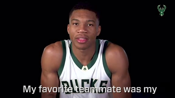 Welcome To Milwaukee Thanasis Antetokounmpo