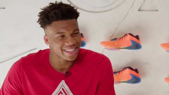 The Jump: Rachel Nichols Interviews Giannis Antetokounmpo