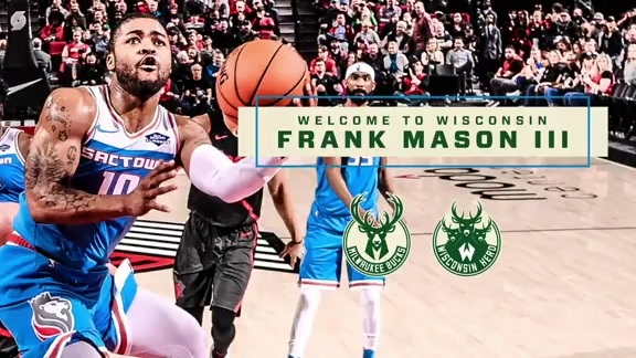 Introducing Frank Mason III