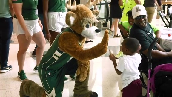 Milwaukee Bucks Foundation Celebration