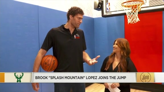 The Jump: Brook Lopez