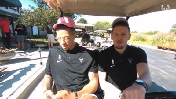 Lanky Vlog: 2019 Bucks Golf Outing