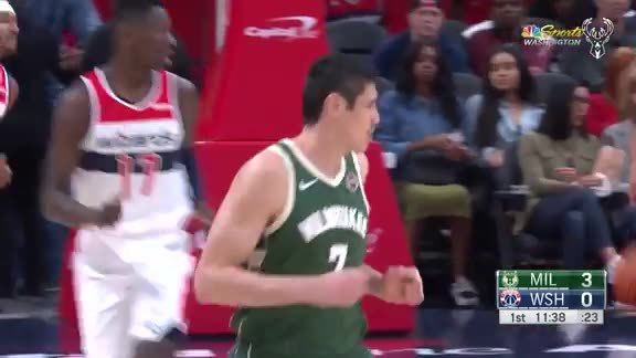 Ersan Ilyasova 18 Points Vs Wizards | 10.13.19.mp4