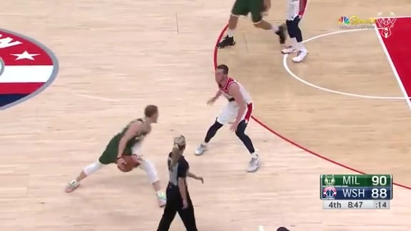 Donte DiVincenzo 13 Points Vs Wizards | 10.13.19