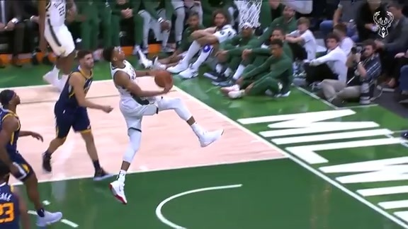 The Greek Freak's Best Plays Of 2019 Preseason