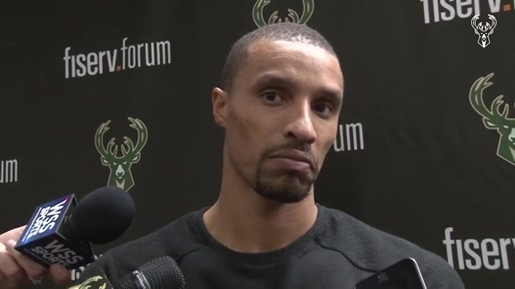 George Hill Postgame Interview | 10.28.19