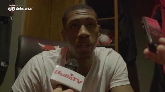 Inside the Locker Room: Kris Dunn - 1.13.18
