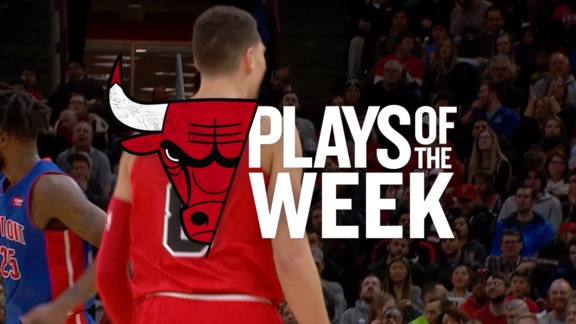 Plays of the Week - 1.16.18