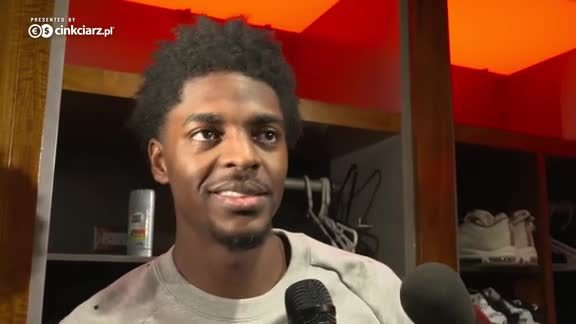 Inside the Locker Room: Justin Holiday - 1.15.18