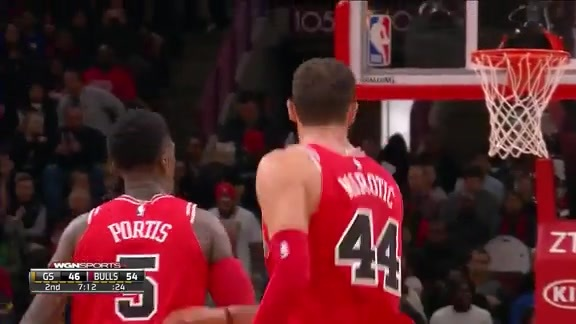 Niko and Robin combine for 40 against Golden State