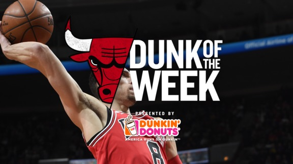 Dunk of the Week - 1.22.18