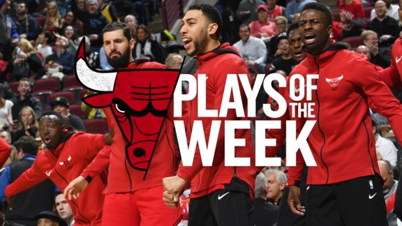 Plays of the Week - 1.22.18