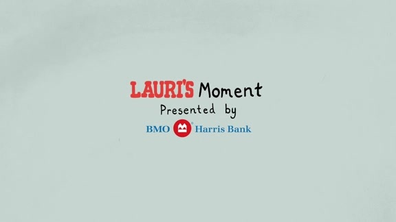 LAURI'S MOMENT: PRESENTED BY BMO HARRIS BANK