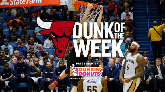 Dunk of the Week - 1.29.18