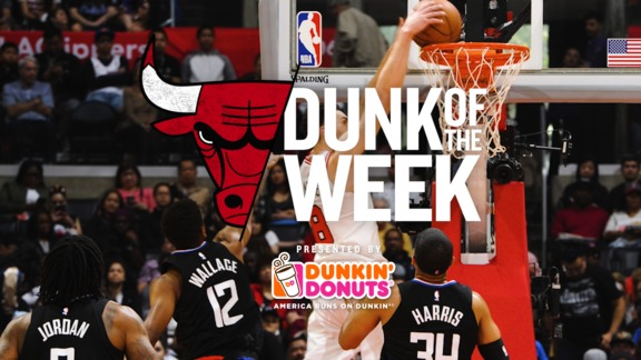 Dunk of the Week - 2.5.18