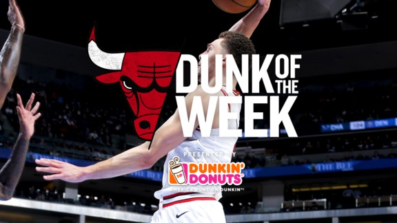 Dunk of the Week - 2.12.18