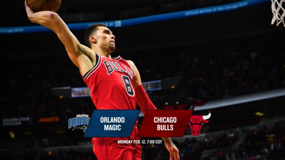 BullsTV Preview: Bulls vs. Magic - 2.12.18