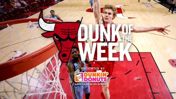 Dunk of the Week - 3.10.18