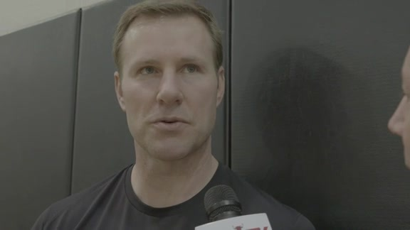 BullsTV interview: Coach Fred Hoiberg