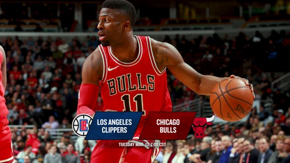 BullsTV Preview: Bulls vs. Clippers - 3.13.18