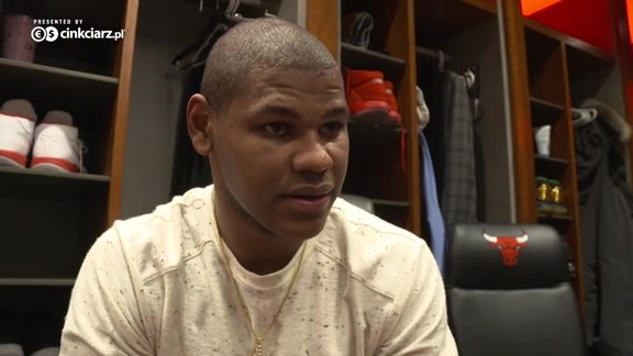 Inside the Locker Room: Cristiano Felicio - 3.23.18