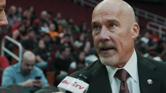 Chuck Swirsky Sits Down With John Paxson