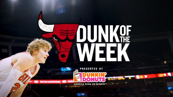 Dunk of the Week - 3.31.18