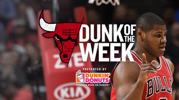 Dunk of the Week - 4.8.18