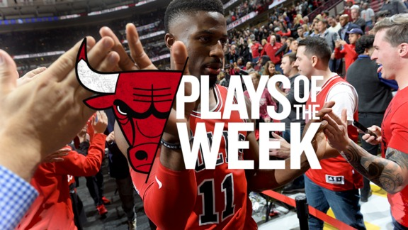 Plays of the Week - 4.12.18