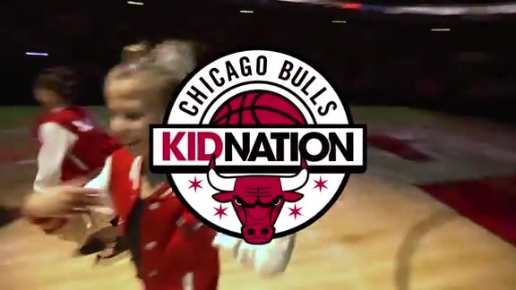 Bulls Kid Nation Sizzle Video