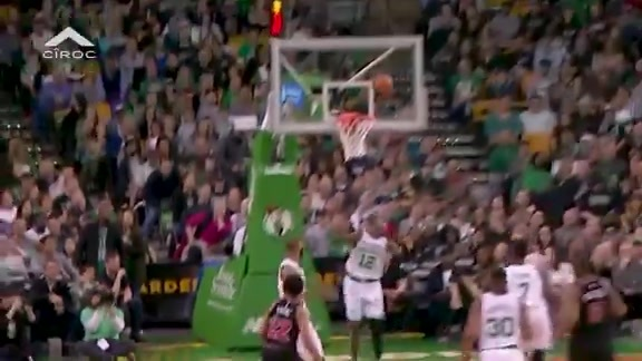 April - Hustle Plays of the Month