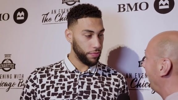 An Evening with the Chicago Bulls: Denzel Valentine