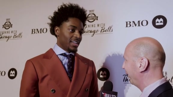 An Evening with the Chicago Bulls: Justin Holiday
